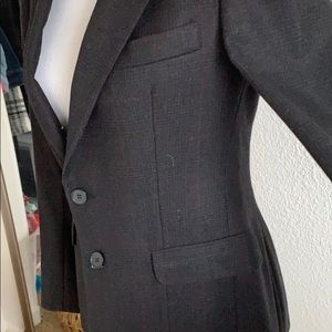 Custom tailored blazer sports coat